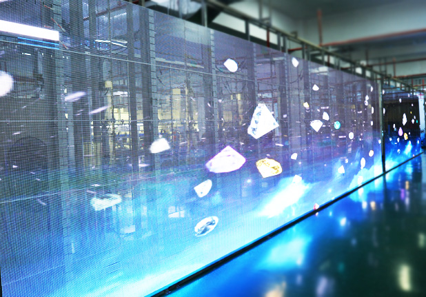 Transparent led video wall requirements and selection recommendations