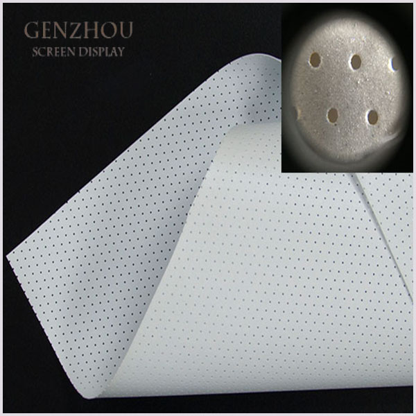 Sound Max5 HG ---High Gain (1.8-2.4) Perforating Acoustically Transparent Fabric