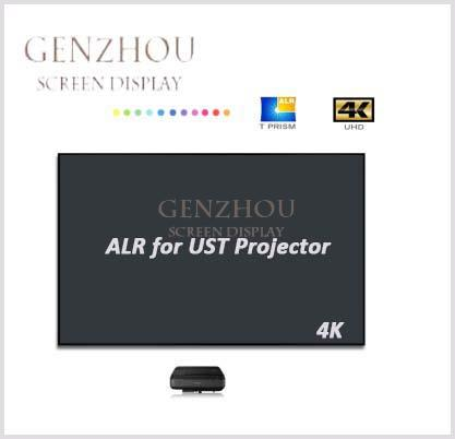 4K ALR Frame Screen for ultra short throw projector