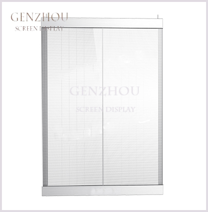 G-XT Series Transparent LED Screen digital poster